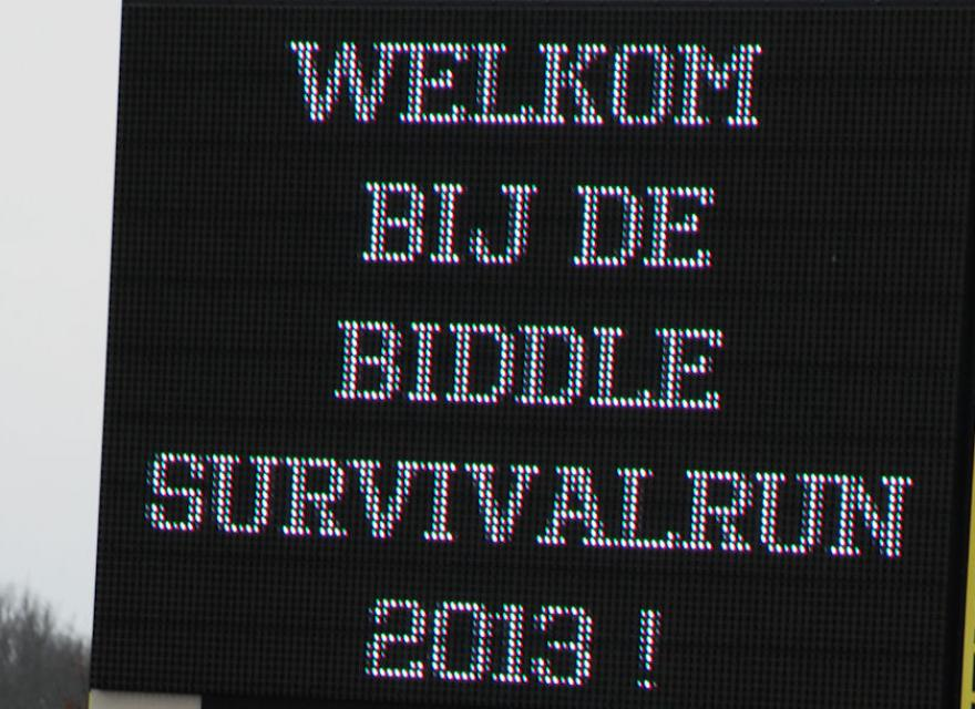 2013 Biddle Survivalrun