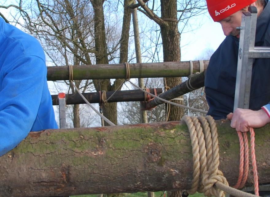 2012 Bouwdagen Biddle Survivalrun
